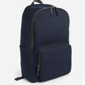 Everlane modern zip backpack - brand new!